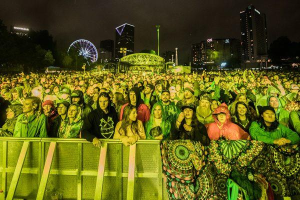 Umphrey's McGee - SweetWater 420 Festival 4/22/18 - Centennial Park, Atlanta GA - Photo © Dave Vann 2018