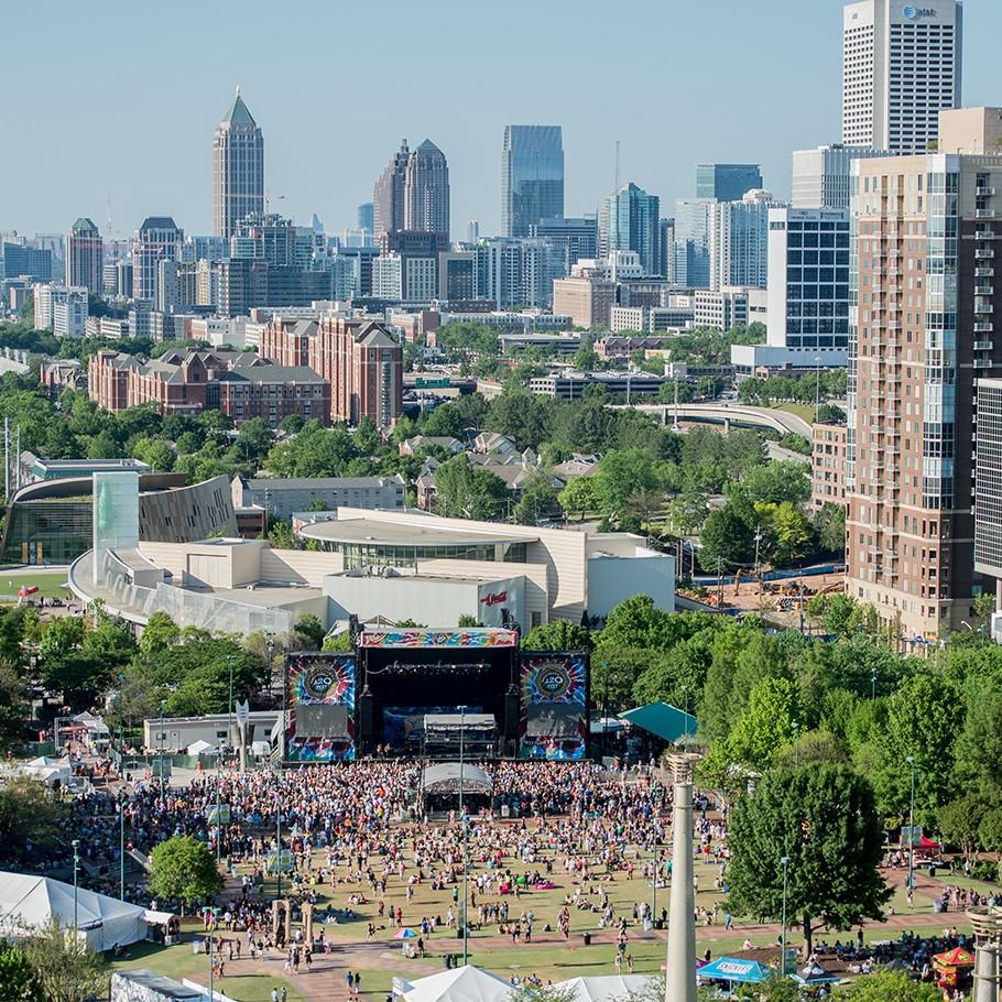 Atmosphere - SweetWater 420 Festival 4/24/16 - Centennial Park, Atlanta GA - photo © Dave Vann 2016